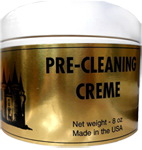 Pre-cleaning creme